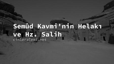 Semud Kavmi'nin Helakı ve Hz. Salih